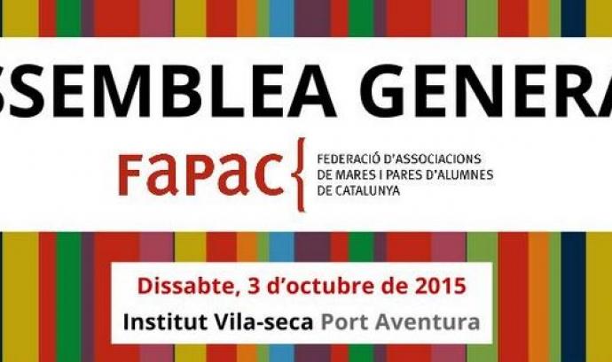 Assemblea General FaPaC