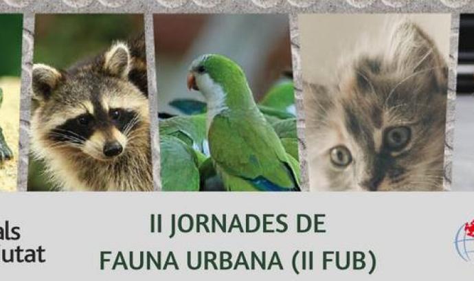 II Jornades Tècniques de Fauna Urbana a Barcelona (FUB)