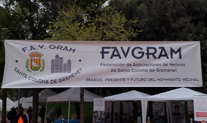 La FAVGram va sorgir d'una entitat anomenada La Coordinadora Font: FAVGram
