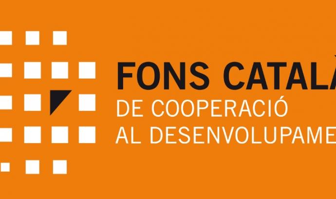 Logotip del Fons Català de Cooperació al Desenvolupament. (Font: Fons Català de Cooperació) Font: