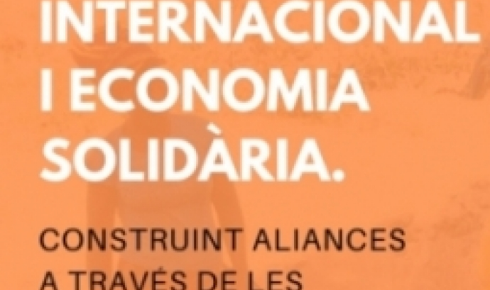 Jornada: Cooperació internacional i economia solidària