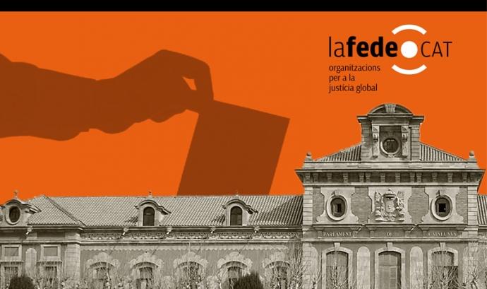 Quina seguretat defensem? Debat electoral de cara al 27-s organitzat per LaFede.cat.