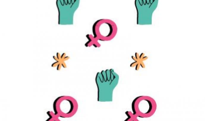 Alguns símbols de la lluita feminista