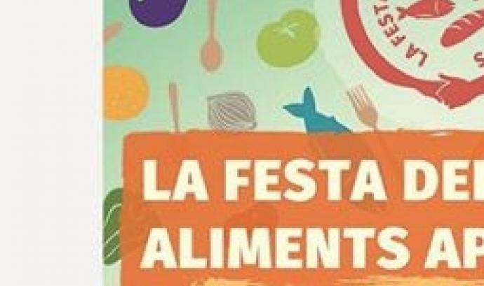 El dia 22 d'octubre en el marc del mercat de la Terra de Slow Food hi haurà una festa dels aliments recuperats (imatge: espaiambiental.com)
