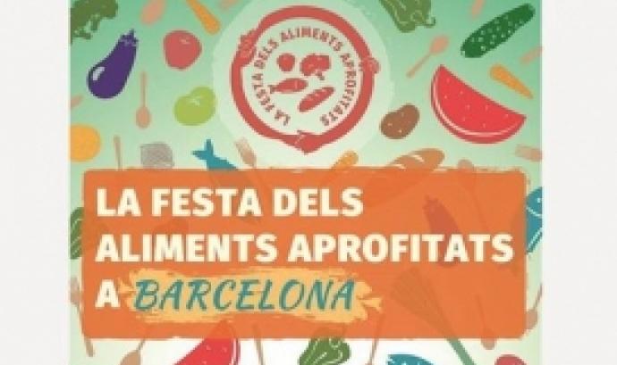 Festa dels Aliments Aprofitats, 3 de desembre a Barcelona (imatge: Plataforma Aprofitem els Aliments)