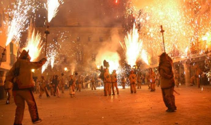 Festa major d'estiu Font: Xarxanet