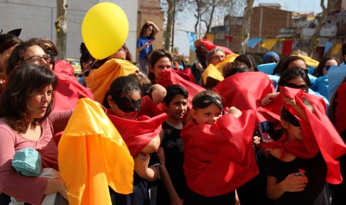 Gimcana Solidària Superheroi(ne)s BCN Day Font: