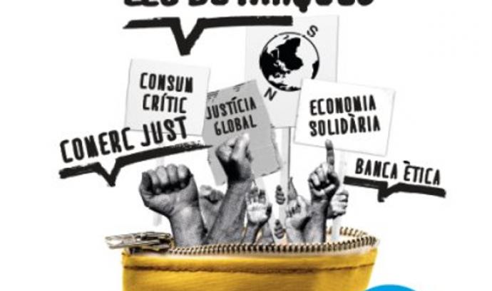 El Dia Mundial del Comerç Just se celebrarà enguany el dissabte 13 de maig. Font: Som Comerç Just i Banca Ètica Font: