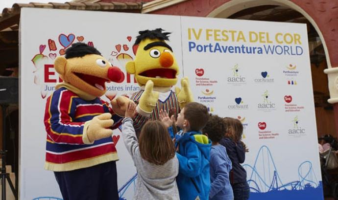 Font: Fundació Port Aventura