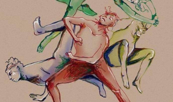 Cartell de l'edició d'enguany del Festival Mutis. Font: Festival Mutis