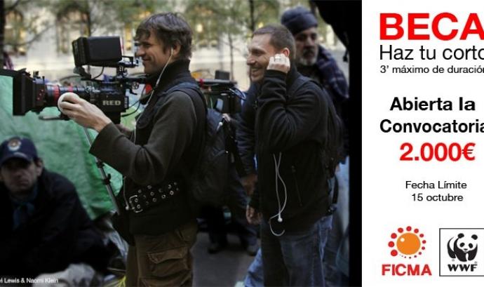 El Ficma i WWF convoquen una beca per la creació d'un curtmetratge ambiental (imatge: ficma.com) Font: