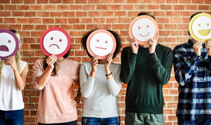 El treball de les emocions entre adolescents i joves és més important que mai, arran de la crisi sanitària. Font: desconeguda
