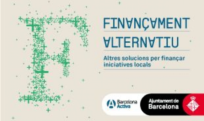 Jornada de Finançament alternatiu / Font: Barcelona Activa