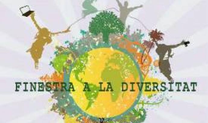 Finestra a la diversitat. Font: Coordinadora ONGD Lleida