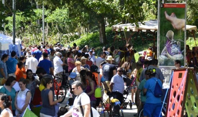 Els actes inclouen la fira 'Activa't per al medi ambient' al Parc de Vallparadís. Font: Ajuntament de Terrassa