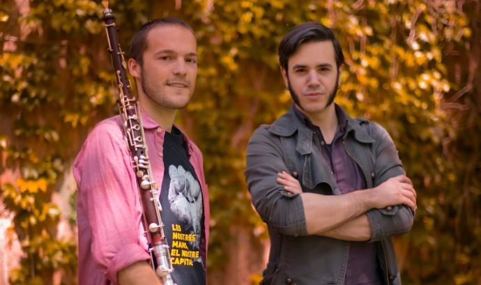 Músics 'Fira Mediterrània de Manresa'
