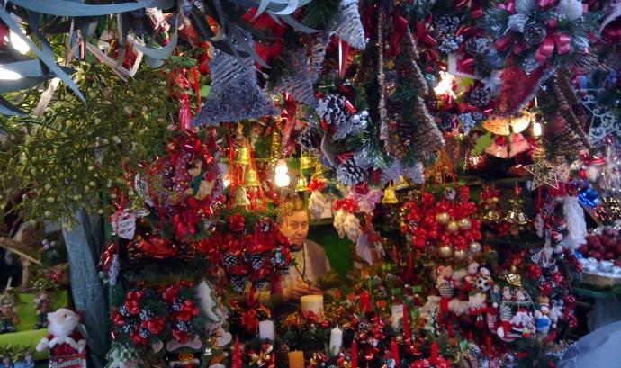 Parada de la Fira de Santa Llúcia (Foto: Associació Cultural El Llogaret)