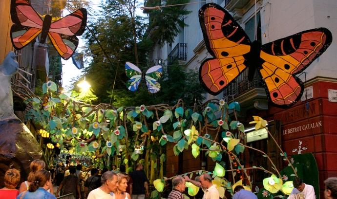 Bicentenari Festa Major de Gràcia Font: Festa Major de Gràcia