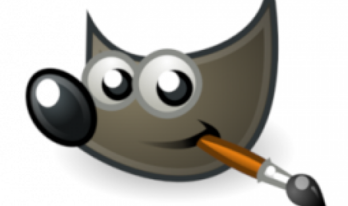 Logotip del programa GIMP