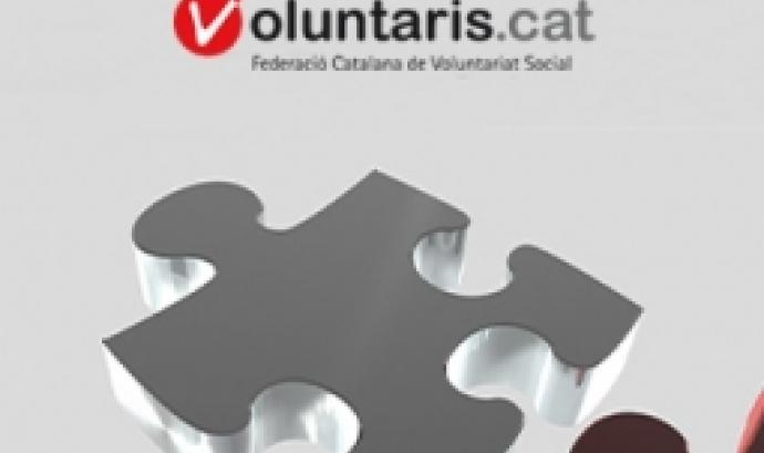 Escola de Formació de la FCVS. Font: Federació Catalana de Voluntariat Social