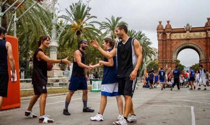 Arriba la 5a edició de la Festa del Bàsquet Inclusiu Font:
