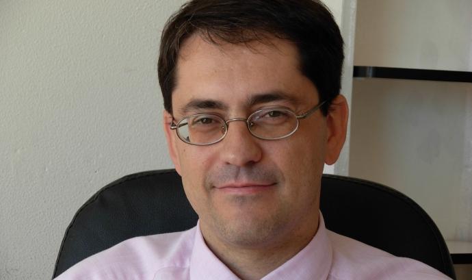 Eduard Ibáñez, director de Justícia i Pau