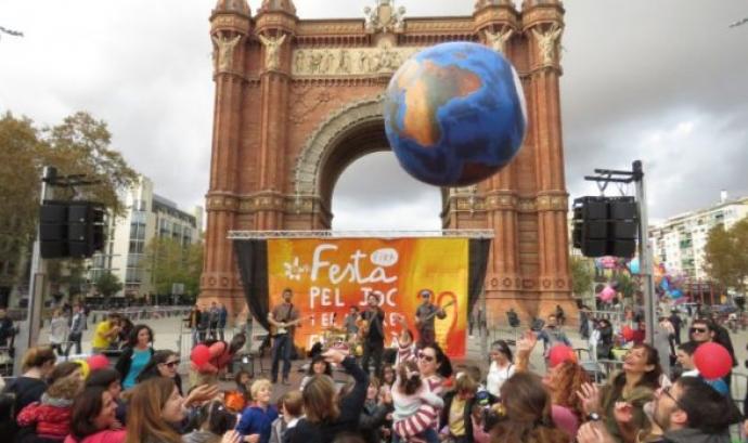 Festa del joc i el lleure en català