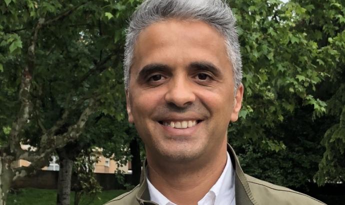 Said Ghouda és president de l'Associació de Veïns de la Font dels Capellans de Manresa des del 2016. Font: AV de la Font dels Capellans