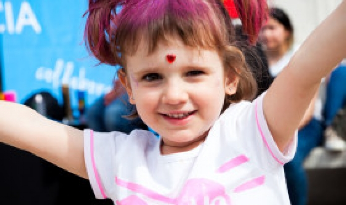 Aquesta festa solidària se celebra a PortAventura World
