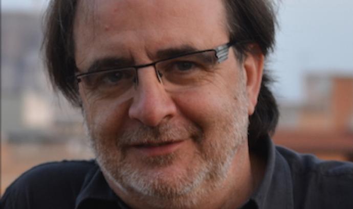 Enric Prats, president de la Comissió de Seguiment del Codi Ètic del Consell d'Associacions de Barcelona / Foto: Enric Prats