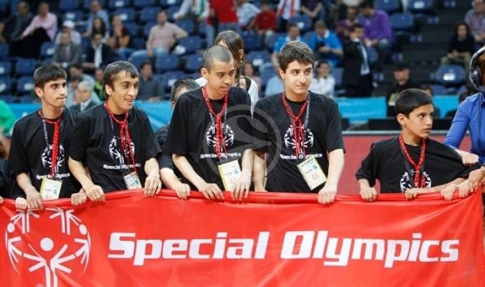 Participants dels Special Olympics. Font: Special Olympics