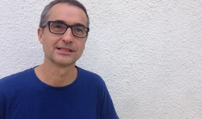 Juanjo Ortega, responsable de Relacions amb Organitzacions i Empreses de l'Obra Social de Sant Joan de Déu Font: Sant Joan de Déu