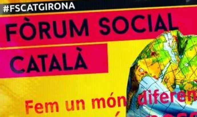 Fòrum Social Català a Girona Font: