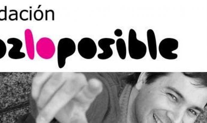 Logotip Fundació Hazloposible Font: