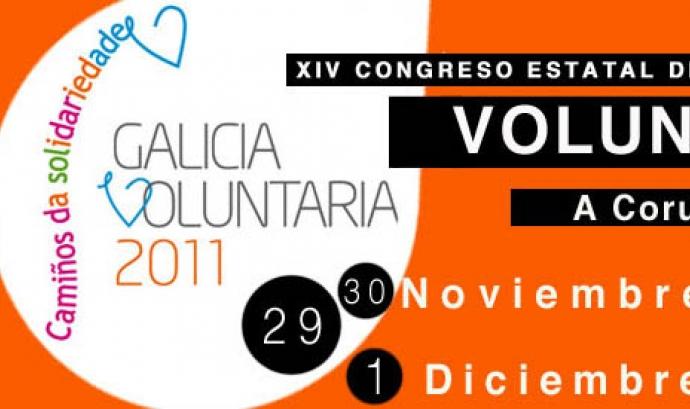 XIV Congrés Estatal de Voluntariat Font: