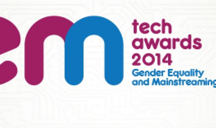 Premis Gem-Tech sobre promoció de la igualtat de gènere en el sector TIC Font: