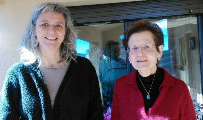 Teresa Girbau, patrona fundadora de la Fundació Girbau (imatge: girbau.es) Font: