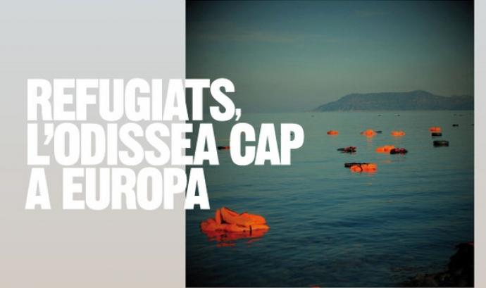 Cartell de l'exposició. Font: Plataforma GironaAcull