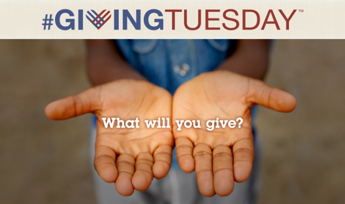 Giving Tuesday. Font: Giving Tuesday
