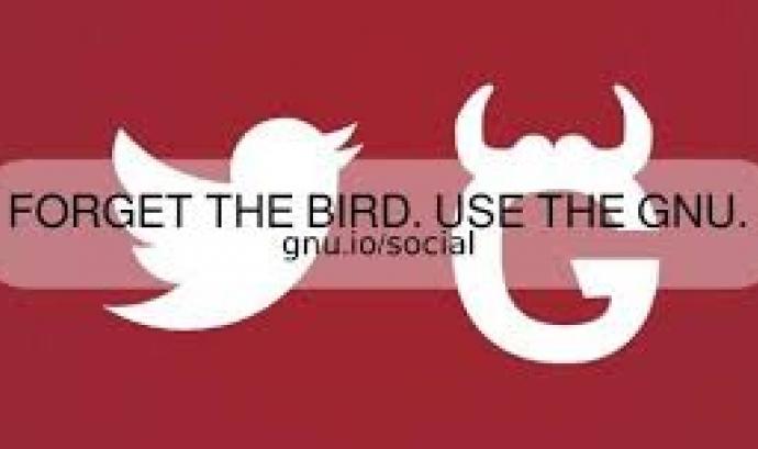 GNU Social, les xarxes socials descentralitzades Font: