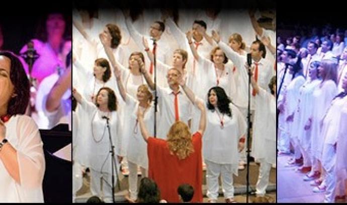 Concert solidari de gospel