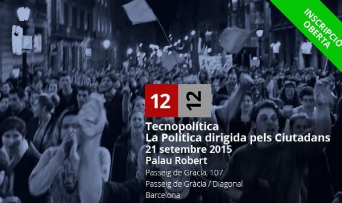 Imatge il·lustratiu de la jornada Tecnopolítica, la política pels ciutadans