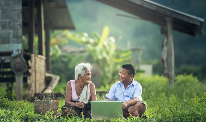 les noves tecnologies de la comunicació i la informació han jugat un paper decisiu els darrers anys Font: CC
