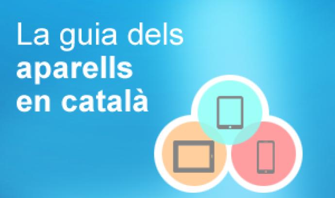 Tothom pot aportar més informació a la Guia d'Aparells en català de Softcatalà! Font: