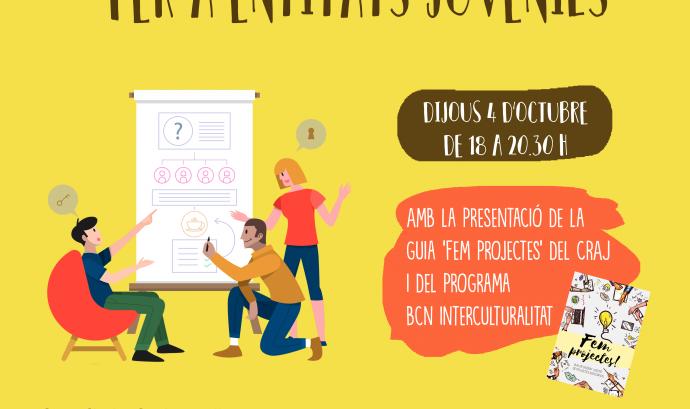Cartell de la formació: Interculturalitat per a entitats
