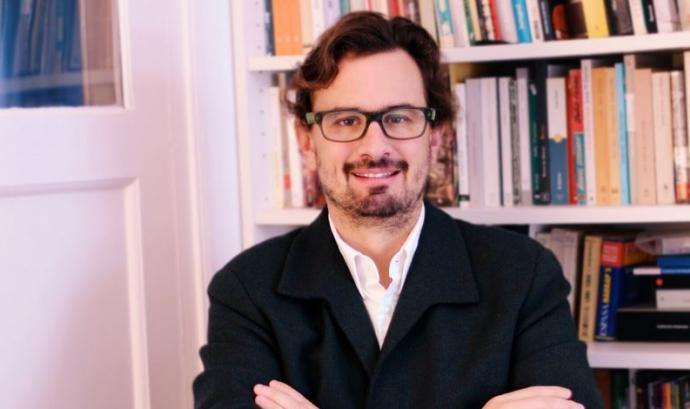 Xavier Mauri, director general d'Hàbitat3 Font: