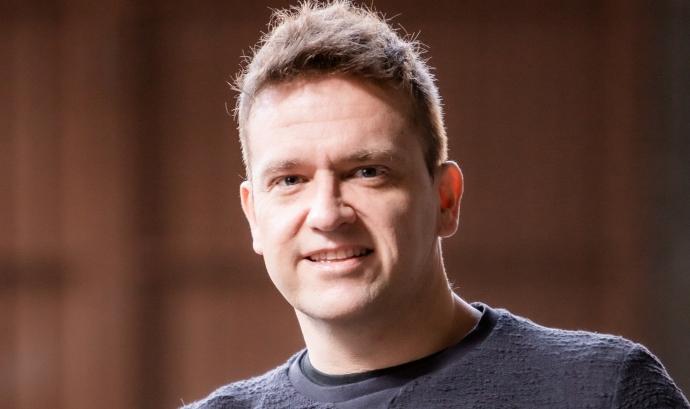 El director de la Fira Mediterrània de Manresa, Jordi Fosas. Font: Txus Garcia