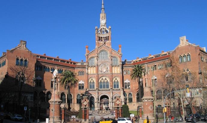Hospital de Sant Pau i de la Santa Creu de Barcelona Font: