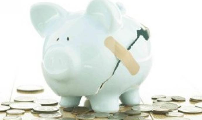 Situació financera i econòmica de la teva entitat      Font: FETS Font: