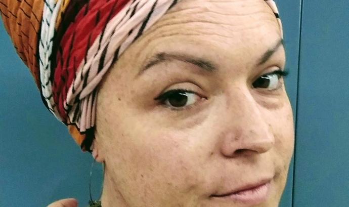 Idioia Miranda, coorganitzadora de El Tetival Font: Idioia Miranda